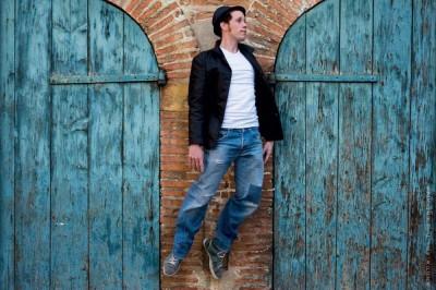 Gabriel Saglio et les Vieilles pies à Mordelles