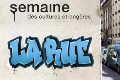 Semaine des cultures étrangères 2017 - La Rue