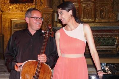 Les plus beaux airs de violoncelle à Venelles