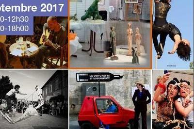 Les artistes montois ouvrent la saison à Monts