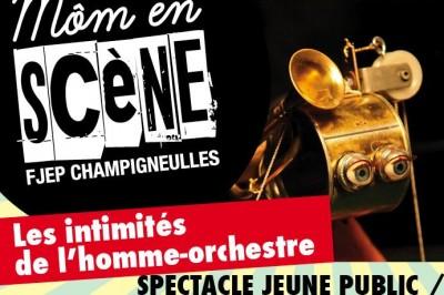 Les intimités de l'homme-orchestre à Champigneulles