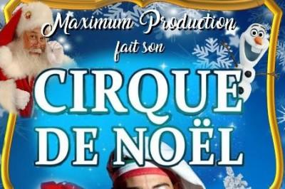 Maximum Production fait son Cirque de Noël à Figeac