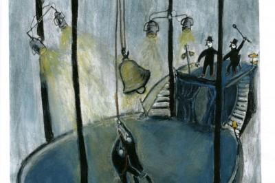 Cirque Trottola -  Campana  à Chalons en Champagne