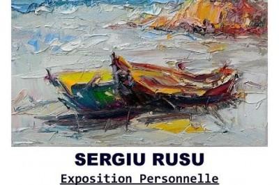 Exposition Personnelle Sergiu Rusu à Gien