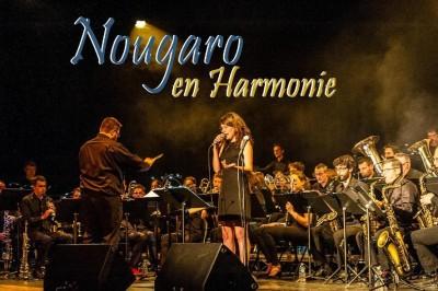 Nougaro en Harmonie à Cluny