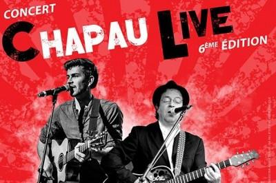Concert Chapau Live 6 à Ballan Mire