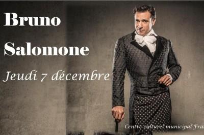 Bruno Salomone, Euphorique... à Tergnier