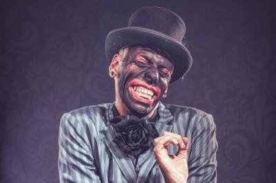 Le Fantastic Cabaret Noir à Paris 20ème