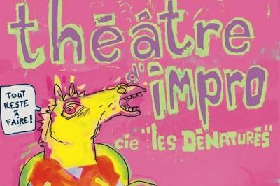Théâtre d'impro - Les Dénaturés à Angouleme