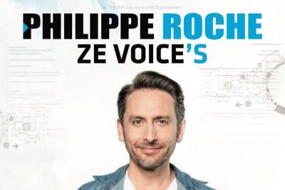 Philippe Roche - Ze Voices à Montauban