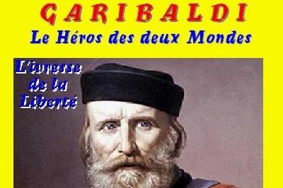 Claude Camous raconte Garibaldi à Marseille