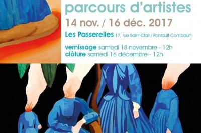 Parcours d'Artistes - arts dans la ville à Pontault Combault