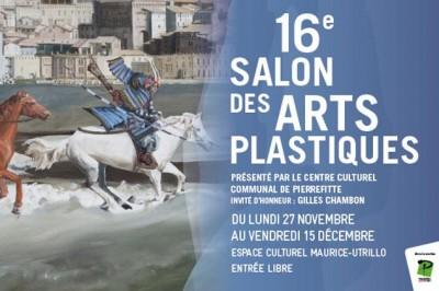 Salon des Arts Plastiques de Pierrefitte à Pierrefitte sur Seine
