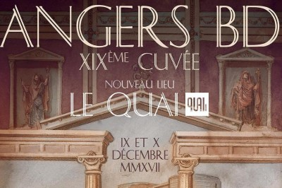 Festival AngersBd - 19ème cuvée 2017