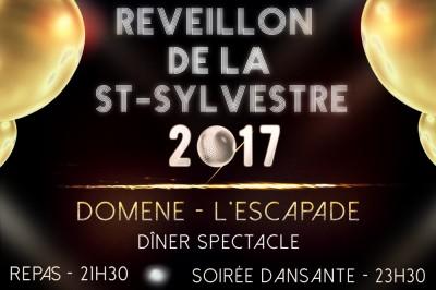 Réveillon du Nouvel An 2017 à Grenoble