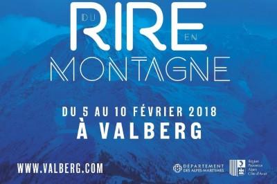 Festival du Rire en Montagne 2018