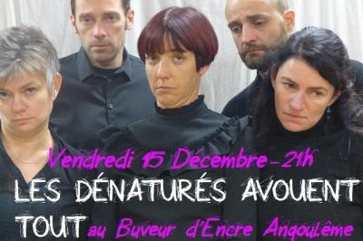 Théâtre d'improvisation à Angouleme