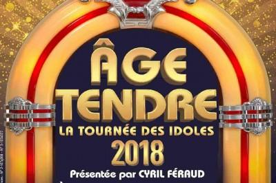 Age Tendre - La Tournée des Idoles 2018 à Orléans