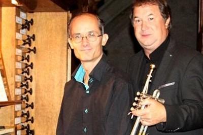Trompette et orgue à Bort les Orgues