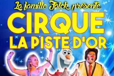 Le Cirque La Piste d'Or à Egletons