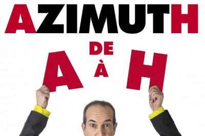 Azimuth de A à H à Verdun