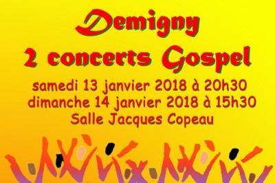 Gospel à Demigny