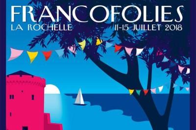 Jain et Orelsan à La Rochelle