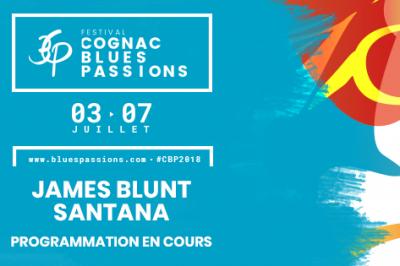 Festival Cognac Blues Passions 2018