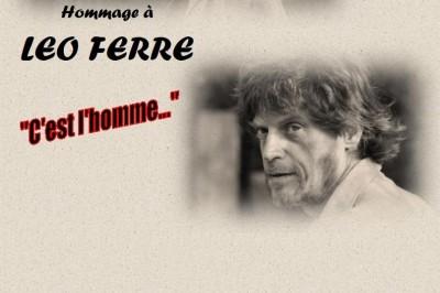 C'est l'homme - Hommage à Ferré à Dijon