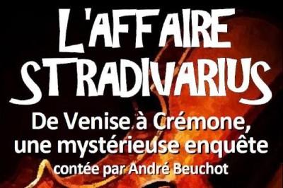 L'affaire Stradivarius à Dijon