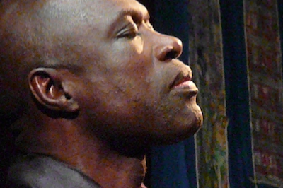 Abou Fall Tentatives - musiques et contes, l'Afrique des chants de geste à Grenoble