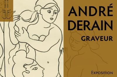 André Derain. Graveur à Saint Malo