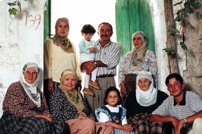 1000 Familles - Photographies d'Uwe Ommer à Gif sur Yvette