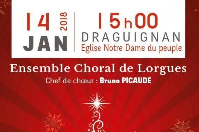 Concert du Nouvel An à Draguignan