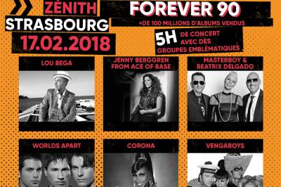 Forever 90 à Strasbourg