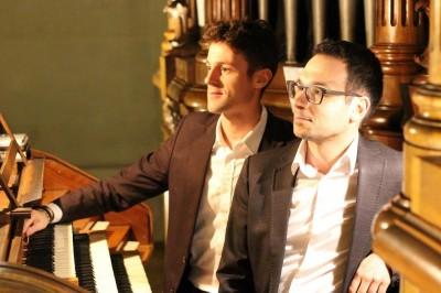 Récital d'orgue à 4 mains et 4 pieds à Charenton le Pont