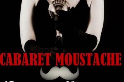 Cabaret Moustache à Mauze sur le Mignon