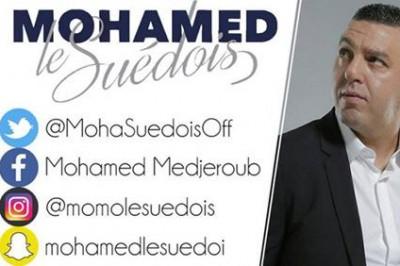 Mohamed Le Suedois à Avignon