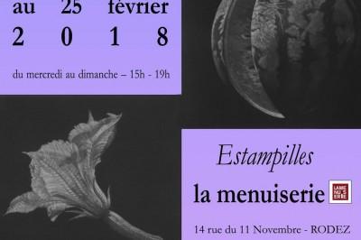 Noirs velours - exposition de Judith Rothchild à Rodez