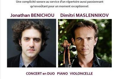 Musique au Temple à Nice