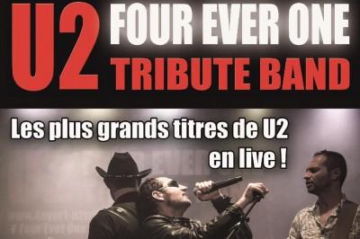 Concert Tribute U2 à Talant