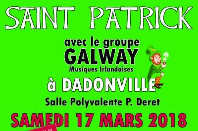 St Patrick à Dadonville