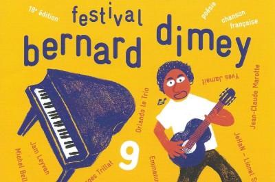 18ème Festival Bernard Dimey 2018