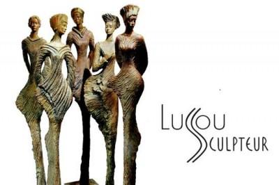 Lussou, invitée d'honneur de la Galerie Laute à Rennes