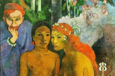 Paul Gauguin à La Madeleine