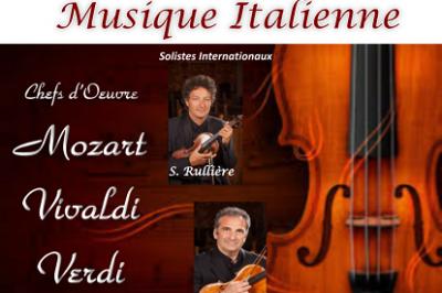 Musique Italienne à Yerres