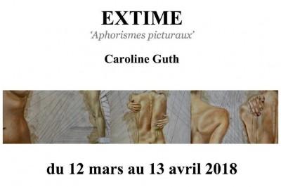 Extime : Aphorismes Picturaux à Paris 18ème