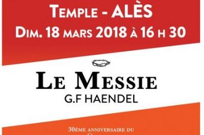 Le Messie de Haendel à Ales