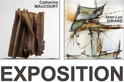 Dialogues : Exposition de peintures et sculptures à Belleme