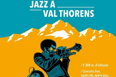 Jazz à Val Thorens 2018